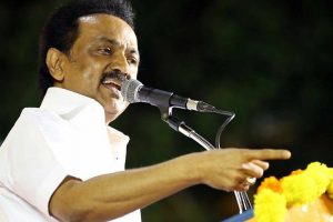 DMK will not come to power through back door: Stalin