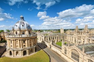 Oxford University promotes diversity in new portraits
