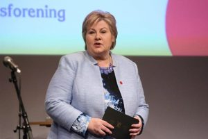 Norwegian PM heads to China as ties normalise