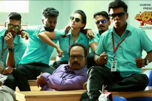 Shooting's over for Omar Lulu's upcoming movie Chunkzz !