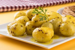 'Golden' potato may boost Vitamins A, E
