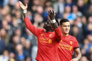 EPL: Coutinho masterminds Liverpool romp over Everton