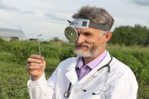 A village doctor of sorts