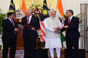 India, Malaysia keen to take bilateral trade to $15 billion