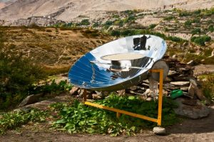 Solar energy powers 35,000 meals daily in Mount Abu