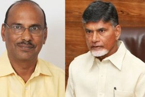 TDP leader quits after Andhra CM drops him from cabinet