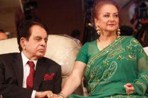 Dilip Kumar doing well, says Saira Banu