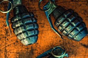 Civilian injured in grenade blast succumbs to injuries