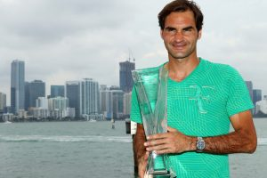 Miami Open: Federer tames Nadal in final to lift 3rd title