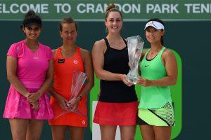 Miami Open: Sania Mirza-Barbora Strycova stunned in final