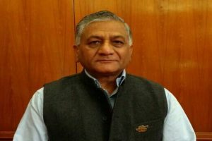 Defenders of Kathua rape accused will be treated like criminals: VK Singh