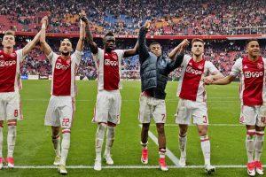 Eredivisie: Ajax beat Feyenoord to go 2nd
