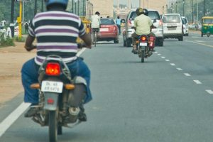 Demonetisation effect wearing-off on two-wheelers' segment growth: ICRA