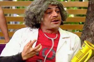 Sunil Grover, Kapil Sharma make up!