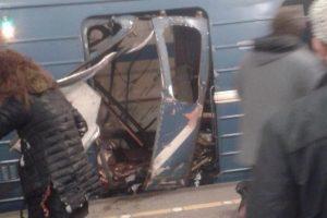 Blast hits Russian metro station, 10 killed