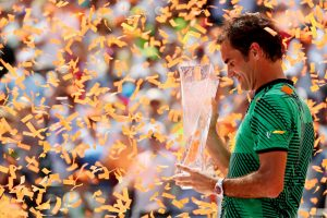 Roger Federer up to 4th in ATP rankings after Miami Open win