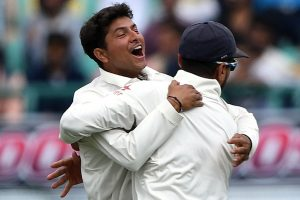 I don't depend on the pitch to take wickets, says KKR's Kuldeep Yadav