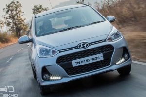 Hyundai Xcent facelift coming this month