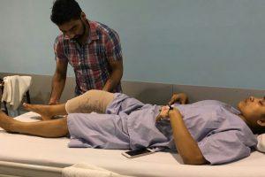 Olympic star Dipa Karmakar undergoes knee surgery