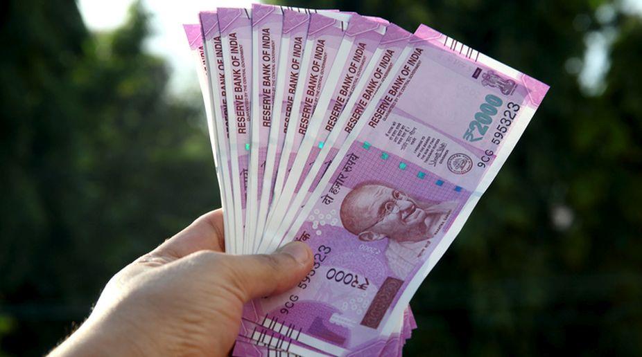 Rs 4.3 crore illegal cash seized: IT Dept