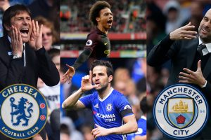 EPL preview: Manchester City seek to derail Chelsea's title-charge