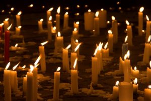 Candlelight vigil held to create awareness on underage driving
