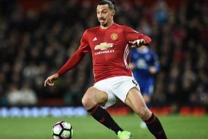 EPL: Zlatan salvages draw for Man United against Everton