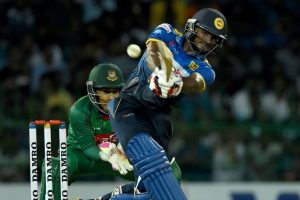 Kusal Perera guides Sri Lanka to 6-wicket win over Bangladesh