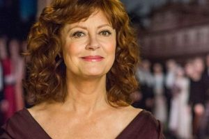 Plenty more Hollywood predators out there, says Susan Sarandon