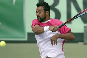 Leander Paes starts training for Davis Cup