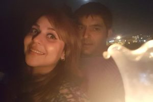 Kapil Sharma's love story is aww-dorable!