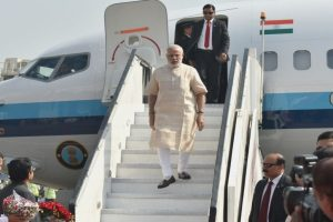 Narendra Modi made 56 foreign visits as Prime Minister