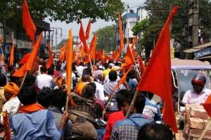 BJP to hold more than 500 processions on Ram Navami