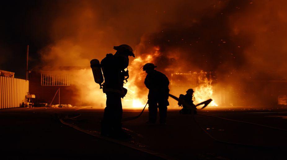 explosion, Four killed, China fireworks