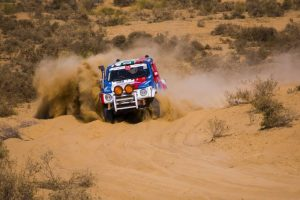 India Baja 2017 set to roll amid extreme 'temperatures and terrain'