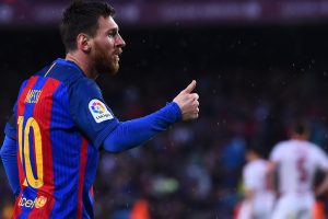 La Liga: Lionel Messi returns to inspire Barcelona against Sevilla