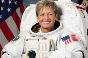 Peggy Whitson to extend record-breaking mission at space station