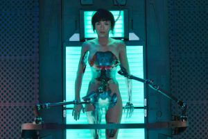 'Ghost in the Shell': Lacquered but hollow