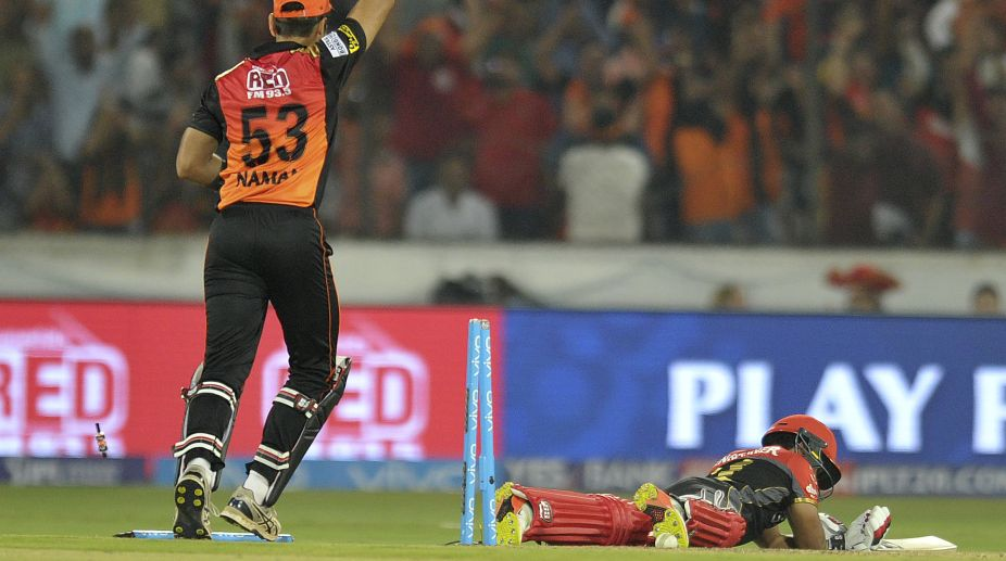 IPL 2017 : Shane Watson calls Kedar Jadhav's run out 'the turning point'