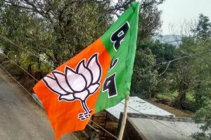 BJP only alternative to TMC government : Rahul Sinha