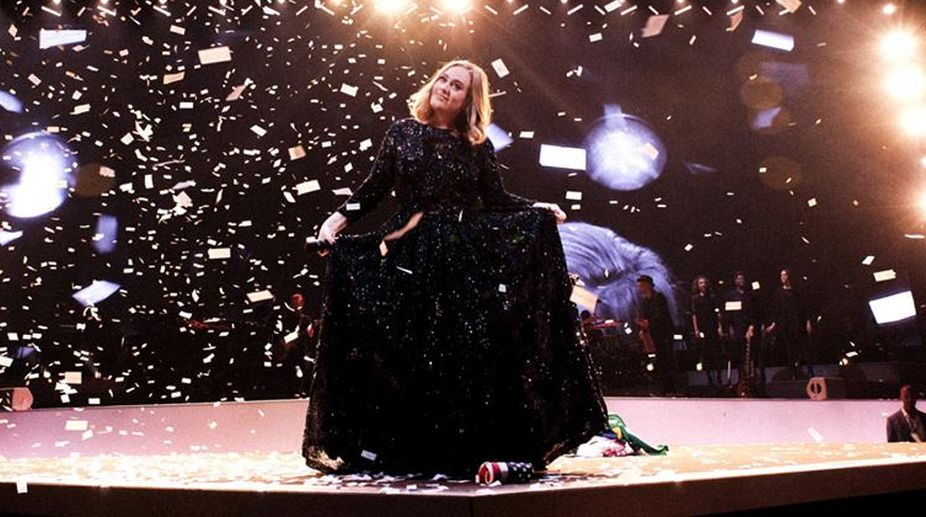 adele laurie blue adkins biography