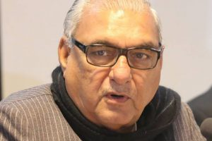 Ex-CM Hooda appeals for calm in Haryana