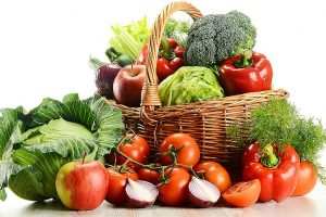 Fruits and vegetables may help lower Blood Pressure