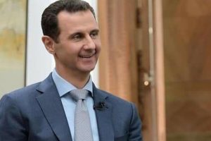 Syria's Assad goes on unusual visit to Hama for Eid prayers