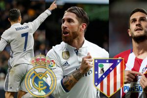 Real Madrid vs Atletico Madrid: Combined XI for Madrid derby