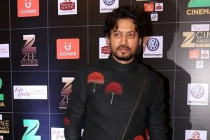 A book on my life will be boring: Irrfan