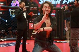 Tiger Shroff takes action inspiration from video game