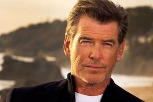 When Pierce Brosnan met his dad on a Sunday afternoon