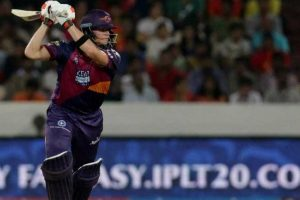 IPL 2017: Fortunate to get over the line, Steve Smith says after last-over finish