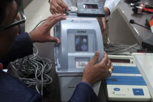 Go back to ballot papers till VVPATs linked to EVMs: Congress